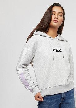 Fila FILA Urban Line Long Sleeve Hoodie Riva light grey mel bros