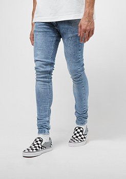 Criminal Damage CD Jeans Notting Spray Skinny ice blue