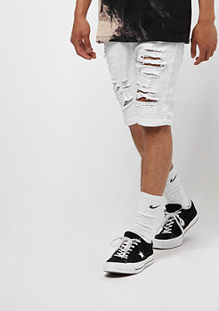 Criminal Damage CD Shorts Camden white