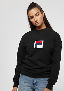 Fila FILA Urban Line Erika Sweat Crew 2.0 Black