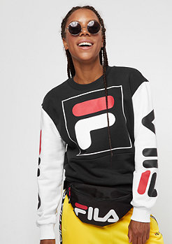 Fila FILA Urban Line Date Crew Sweat 2.0 Black / Bright White