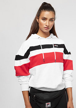Fila FILA Urban Line Adina Hooded Sweat TrueRed-BrightWhite-Black