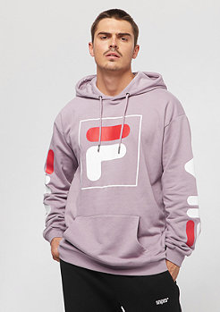 Fila FILA Urban Line Hooded Sweat Total Purple Dove