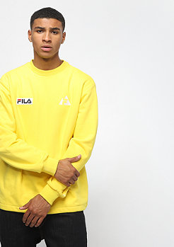 Fila FILA Urban Line Sweat Crew Huck vibrant yellow
