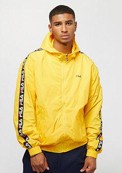 Fila FILA Urban Line Tacey Hooded Windbreaker vibrant yellow