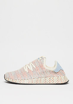 adidas DEERUPT PRIDE cream white/core black/cream white