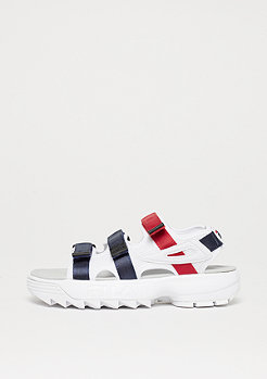 Fila FILA Disruptor Sandal navy white red