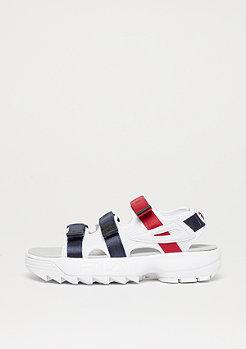 Fila FILA Disruptor Sandal navy white red