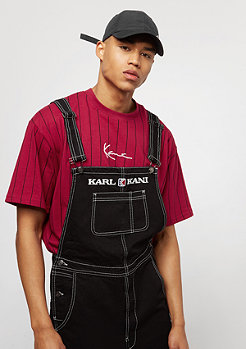 Karl Kani Pin Stripe red/black