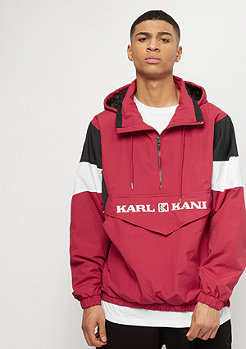 Karl Kani Retro Blocked Windbreaker red