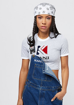 Karl Kani OG Cropped heather grey