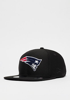 New Era 9Fifty NFL New England Patriots DryEra Tech black/otc