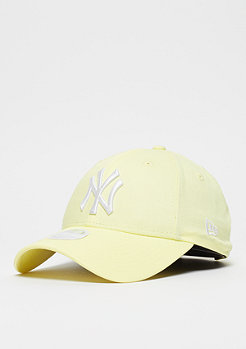 New Era 9Forty MLB New York Yankees Essential baby yellow/white