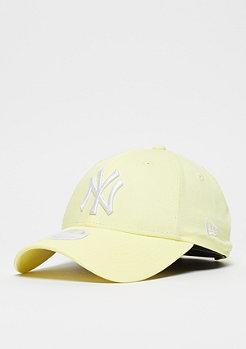 New Era 9Forty MLB New York Yankees Essential baby yellow/white