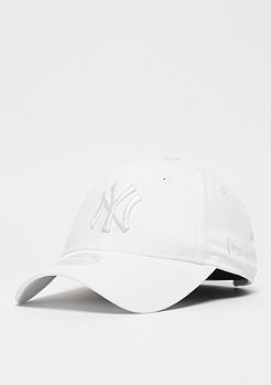 New Era 9Forty MLB New York Yankees Essential white/white