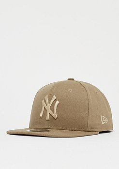 New Era 9Fifty MLB New York Yankees Canvas camel/camel