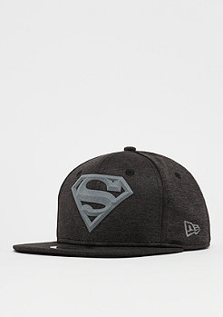 New Era 9Fifty Superman Concrete Jersey black/graphite
