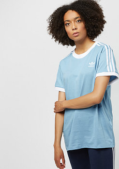 adidas 3 Stripes clear blue