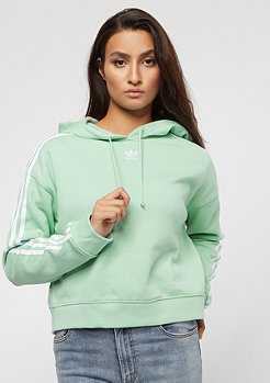 adidas Cropped blush green