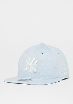 New Era 9Fifty MLB New York Yankees Jersey Brights sky blue/white