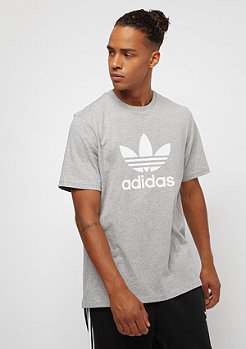 adidas Trefoil medium grey heather