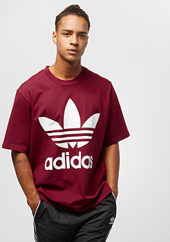 adidas Oversized collegiate burgundy