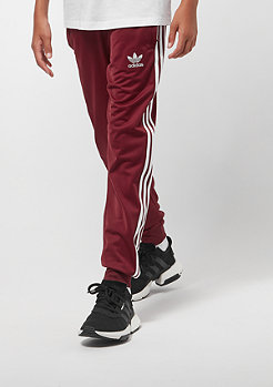 adidas Junior Super Star collegiate burgundy