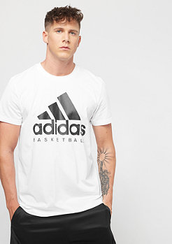 adidas Basketball Adi BB GFX white/black