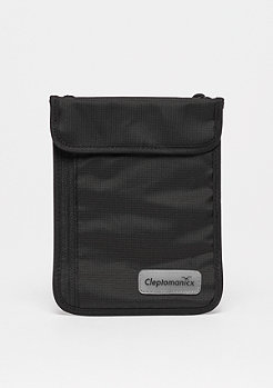 Cleptomanicx Neck Pouch black