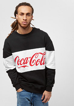 Artist by Mister Tee Coca-Cola Stripe Oversize black/white