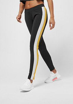 Urban Classics Side Stripe black/white/chrome yellow