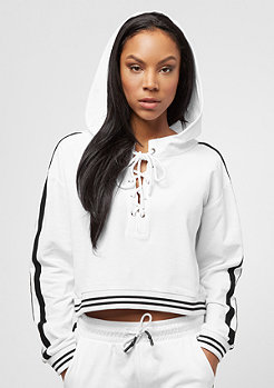 Urban Classics Short Lace Up white/black