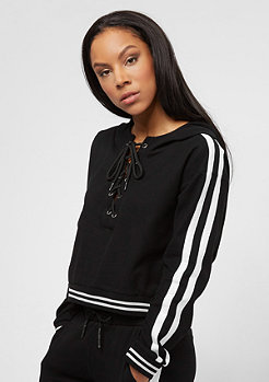 Urban Classics Short Lace Up black/white