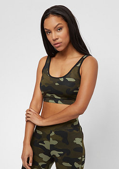 Urban Classics Ladies woodcamo