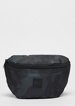 Urban Classics Camo Hip Bag dark camo