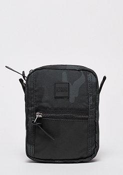 Urban Classics Small Crossbody Bag dark camo