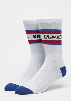 Urban Classics Logo Stripe Sport white/red/blue