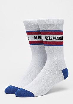 Urban Classics Logo Stripe Sport white/red/blue