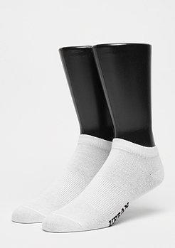 Urban Classics Logo Invisble Socks white