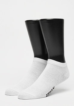 Urban Classics Chaussettes Logo Invisible white