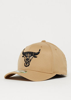 Mitchell & Ness NBA Chicago Bulls The Sand & Black 2-Tone Logo 110 sand