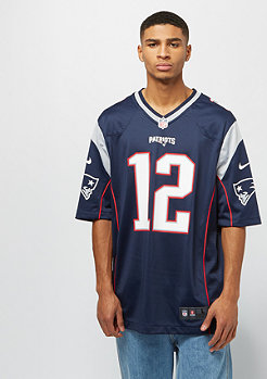 NIKE NFL New England Patriots Tom Brady navy/grey