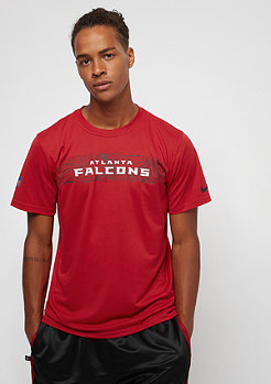 NIKE NFL Atlanta Falcons LGD Onfield Seismic gym red
