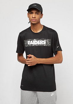 NIKE Oakland Raiders LGD Onfield Seismic black