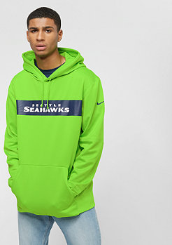 NIKE Seattle Seahawks Thrma action green/action green/navy