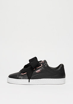 Puma Basket Heart Leather puma black-puma white-rose gold