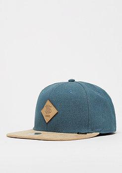 Djinn's 6P Melange Twill blue