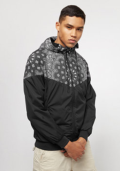 Urban Classics Pattern Arrow black/bandana