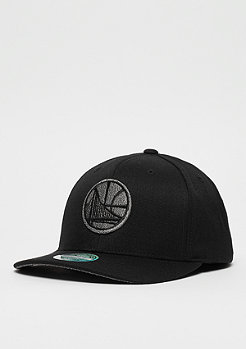 Mitchell & Ness NBA Golden Tate Warriors Melange Logo 110 black