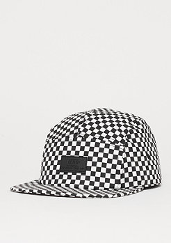 VANS Davis 5 Panel black/white check